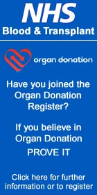 Organ Donation - help save a life