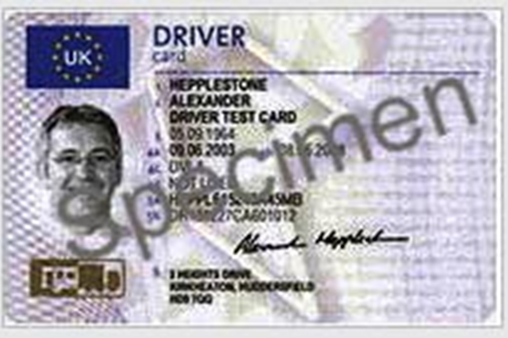 Sample Driver DQC Card
