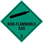 CLASS 2 – Gases Sign